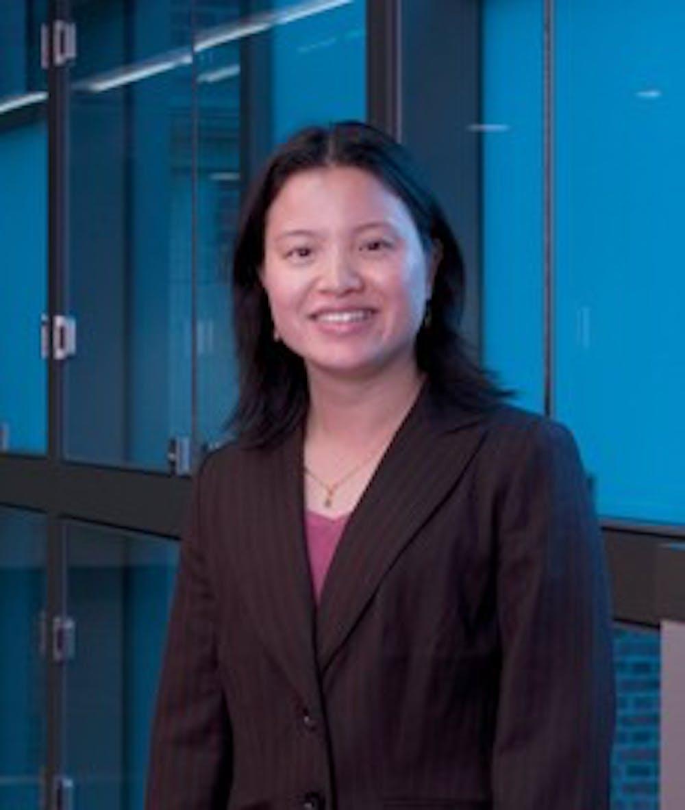 <p>Penn Engineering Professor<strong> Shu Yang</strong></p>