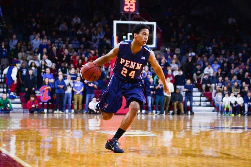 Photo recap: Penn mens basketball falls to Harvard