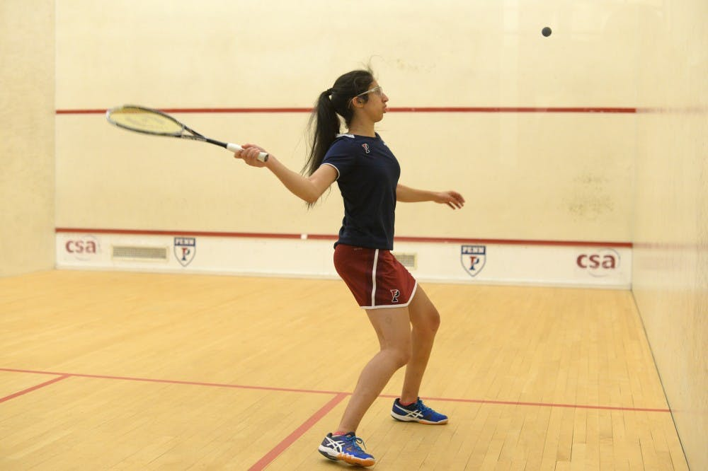 If Penn squash wants to have another successful season, they'll need sophomore sensation Reeham Salah to be firing on all cylinders at the top of the ladder as the women hunt for their first CSA title in years.
