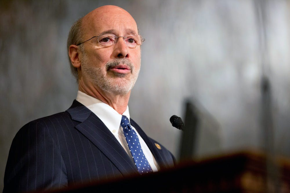 PA Governor Tom Wolf announced a moratorium on the death penalty in February.
