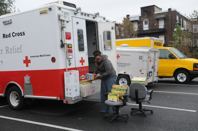 Hurricane Sandy Preparation