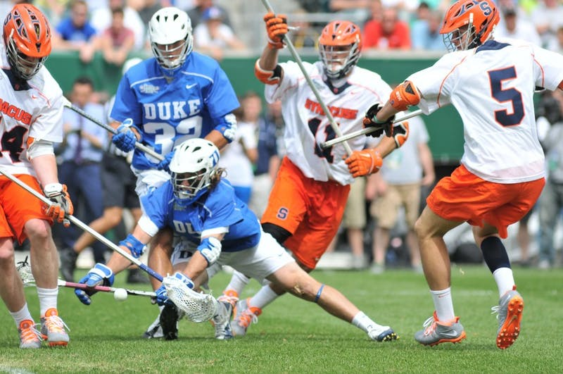 NCAA Men's Lacrosse National Championship 2013