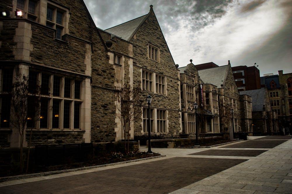houston-hall