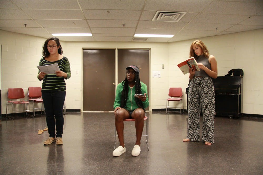 The African American Arts Alliance (4A), one of Penn's theater groups, presented the multimedia production of For Colored Girls. The play covered content that can be hard for students to talk about, such as rape, domestic violence and suicide.