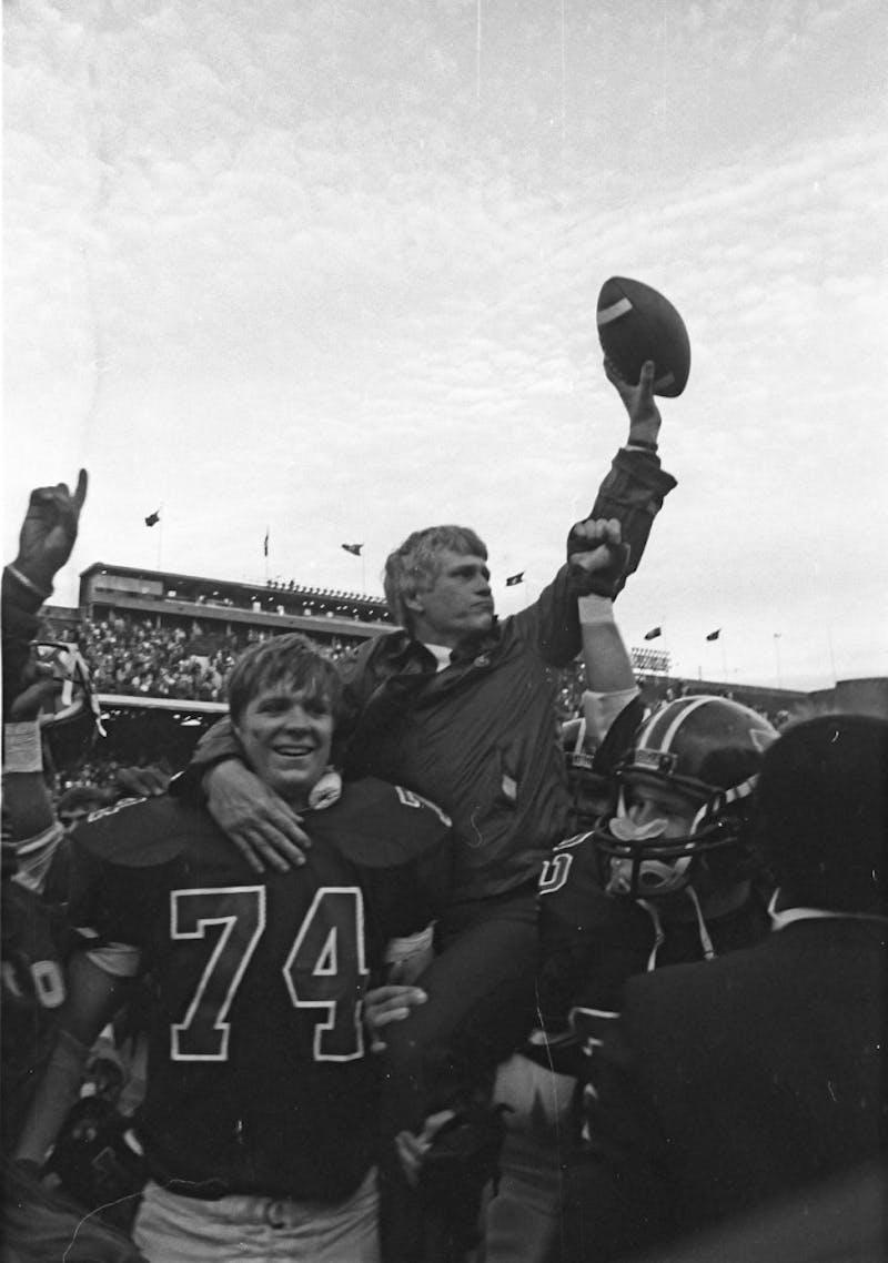 Penn Football 1984-86