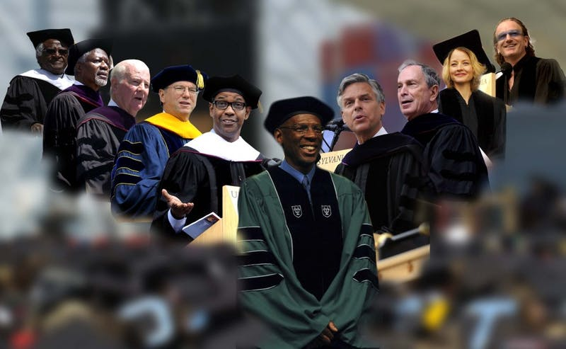 Commencement Speakers: The Past Decade