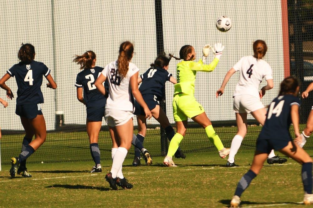 9-19-2021-womens-soccer-versus-rice-laurence-gladu-sukhmani-kaur