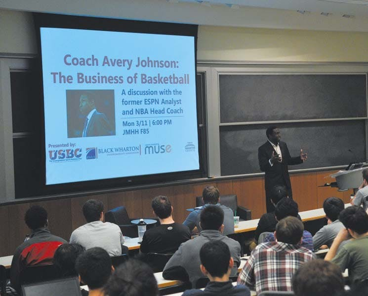 Avery Johnson, former head coach of the Dallas Mavericks and the Brooklyn Nets, explained the importance of balancing communication and demeanor in management.