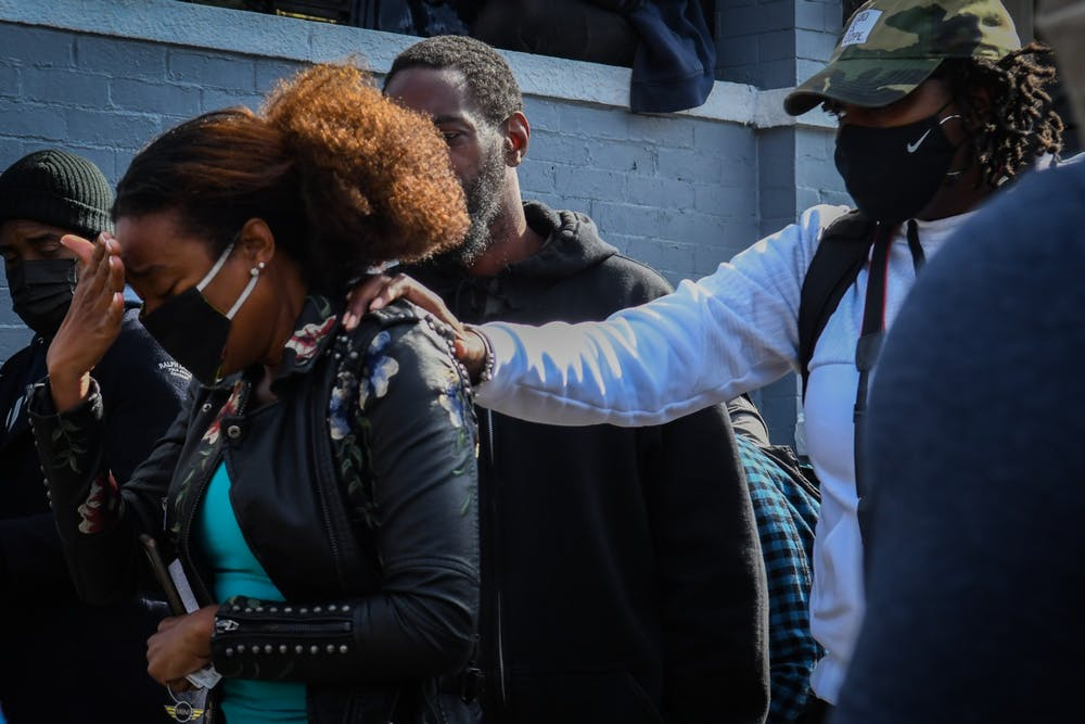 Photo Gallery | Five days after Walter Wallace Jr.'s killing, hundreds march in West Phila.