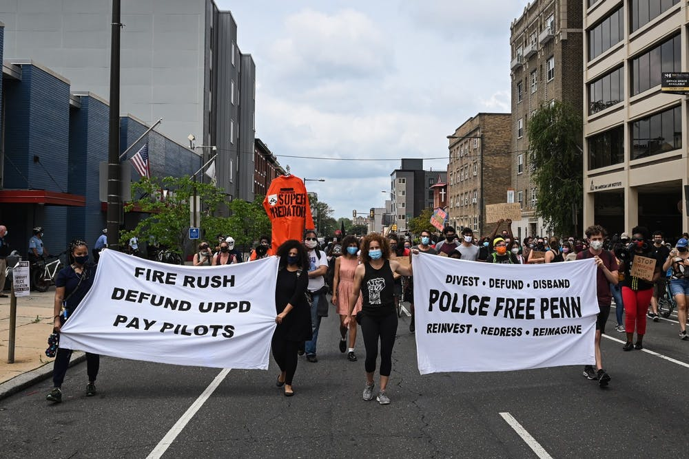 07-24-20-police-free-penn-protest-defund-marching-chestnut-st