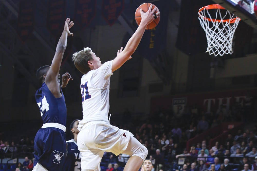 After missing Penn men's basketball's first nine games due to injury, freshman guard Ryan Betley is one of several rookies making a major immediate impact for coach Steve Donahue's squad.