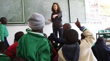 Health aids penn botswana