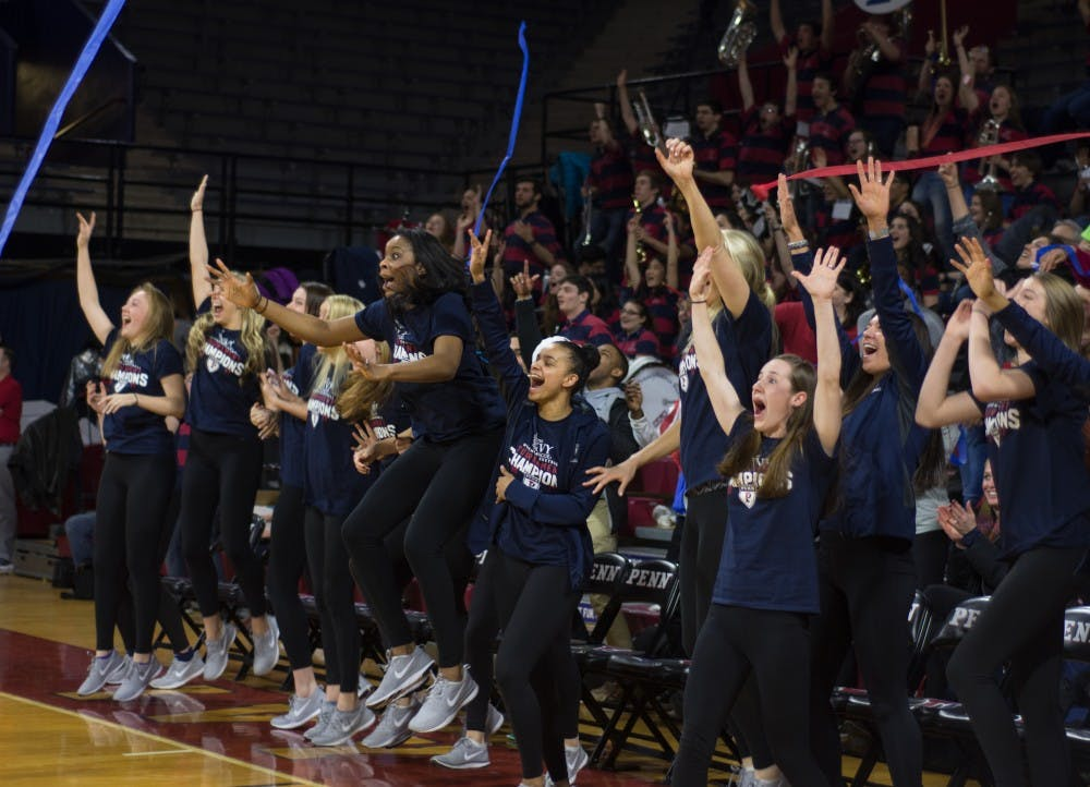 Penn women's basketball will dance as a 12 seed in Los Angeles as they head west to face Texas A&M in the NCAA Tournament.