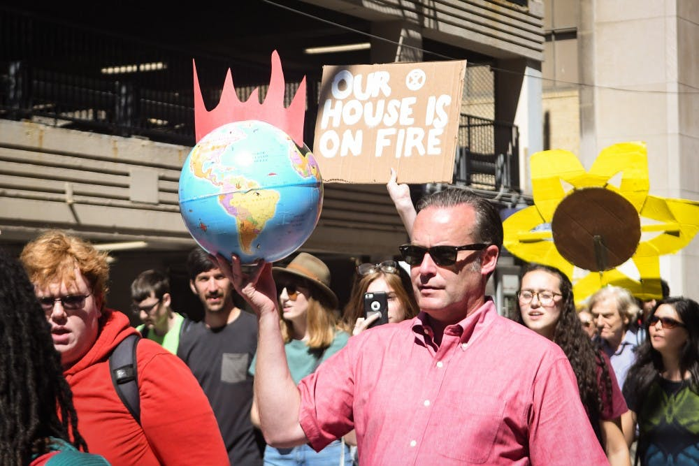 Climate Change Strike 2019 World on Fire.jpg