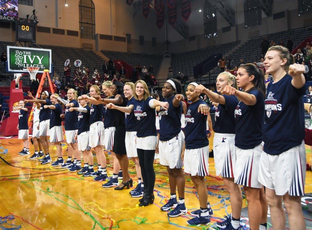 Here are Penn women's basketball's toughest opponents in 2017-2018