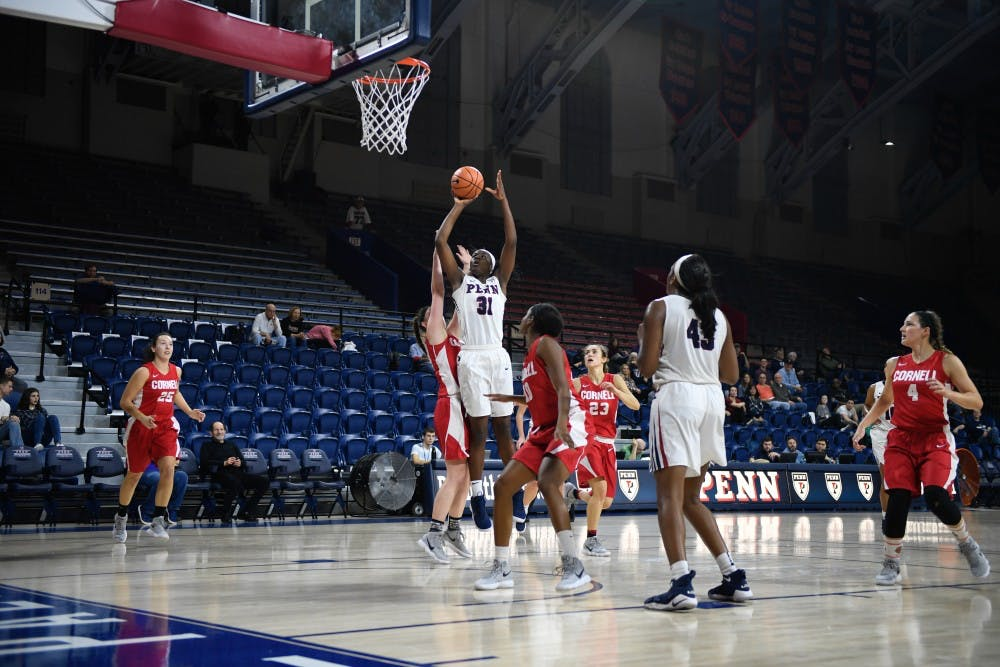 elea-parker-vs-cornell-2018-recap-womens-basketball-wbb