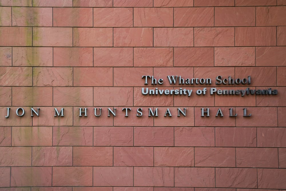 wharton-huntsman-hall