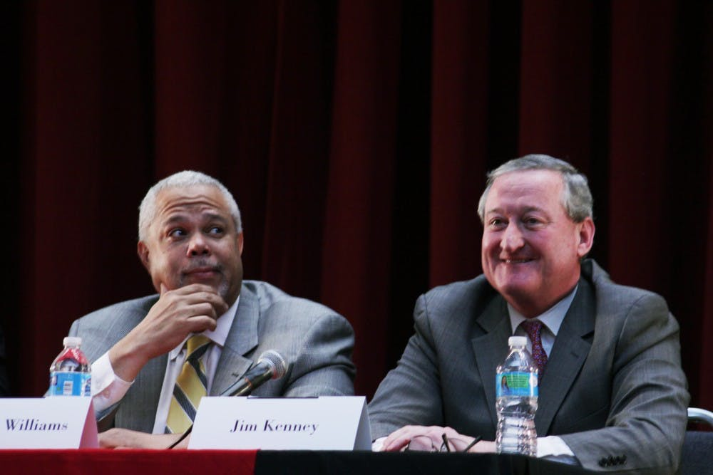 A forum on the state of education in Philadelphia was attended by 5 of the Democratic Mayoral candidates on Tuesday night 3