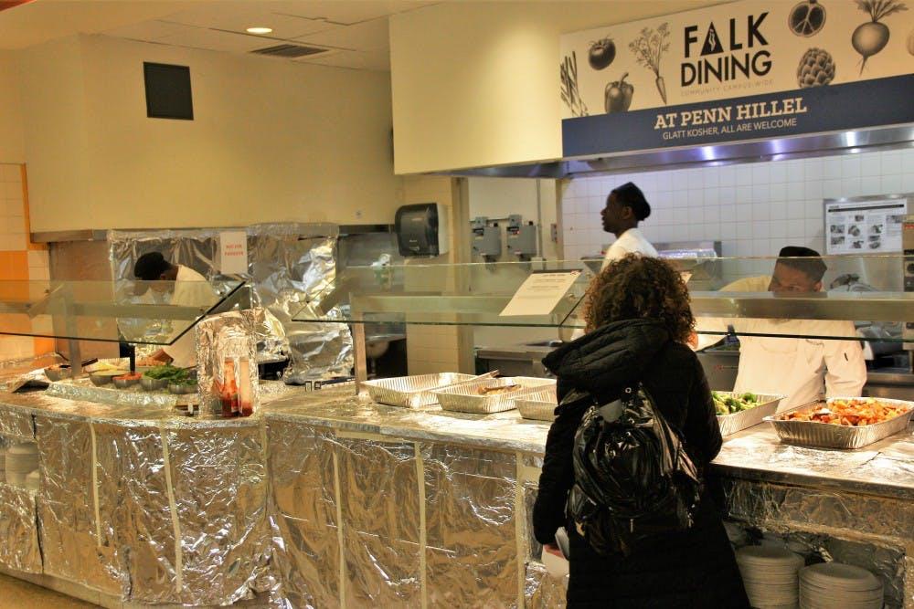 Falk Dining Hillel