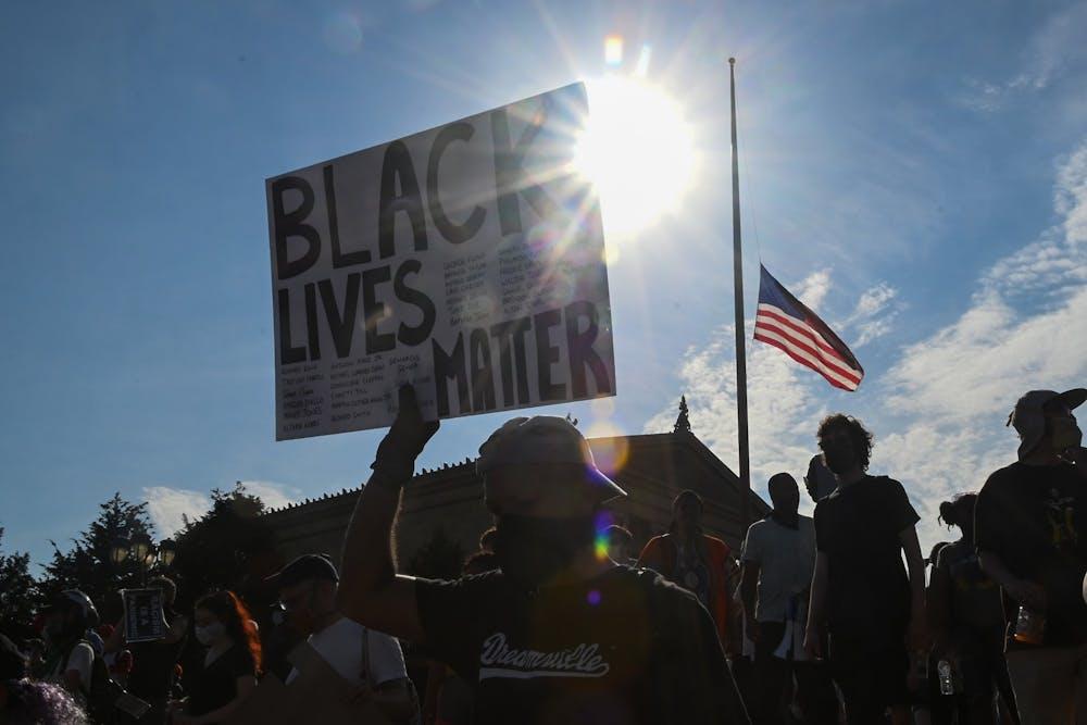 black-lives-matter-phialdelphia-george-floyd-protest-sixth-day