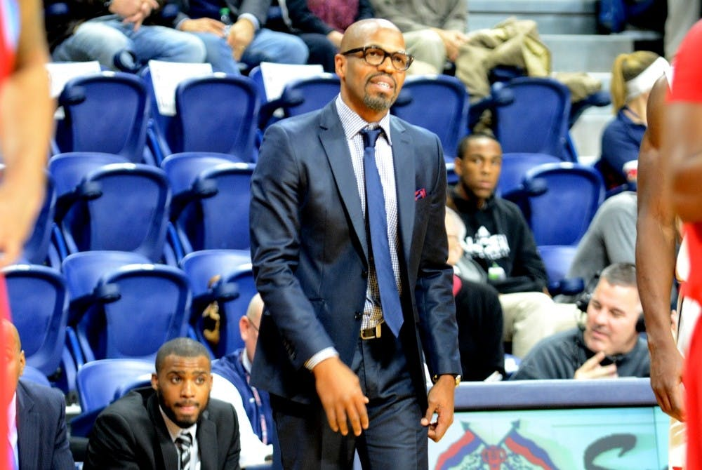 Penn coach Jerome Allen saw his team lose a third straight heartbreaker to Wagner on Saturday.