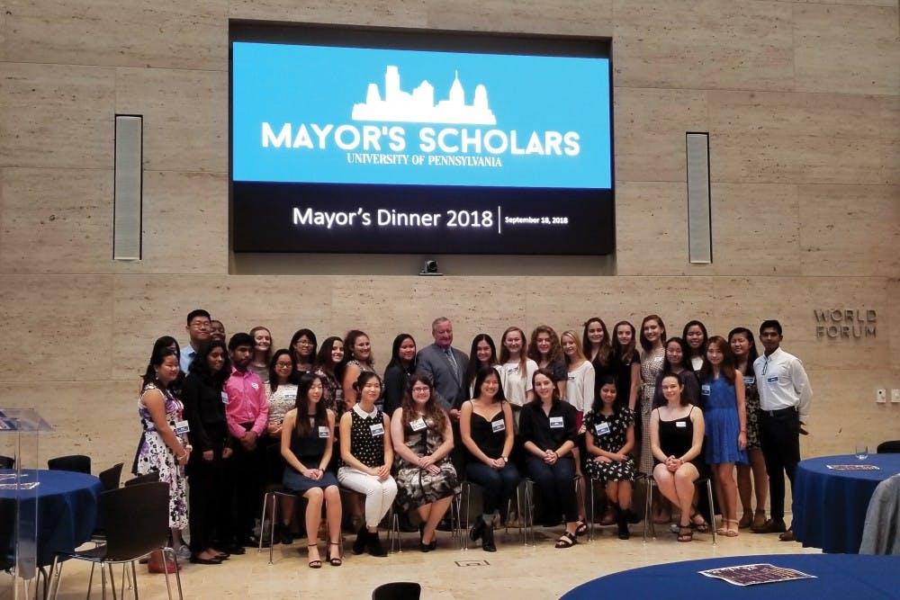 MayorScholars