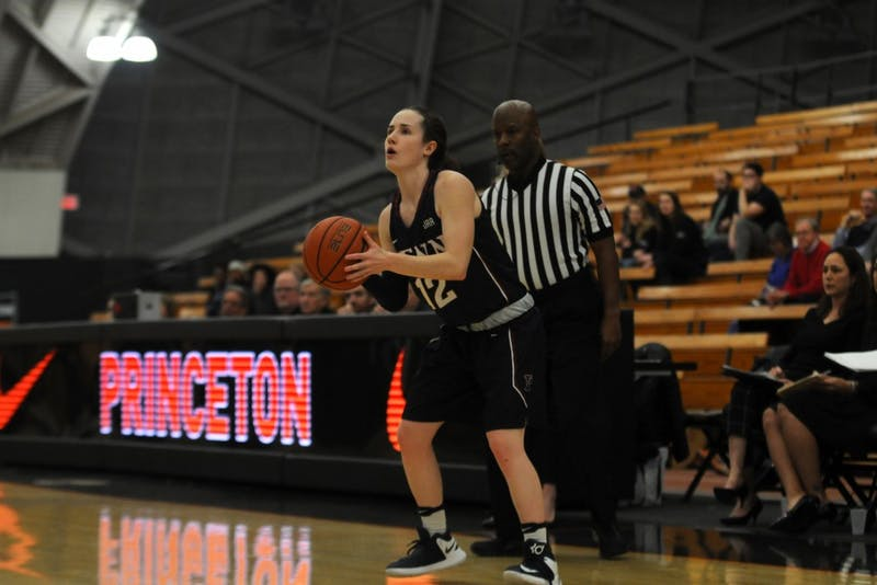 Photo Gallery | Women's Basketball vs. Princeton