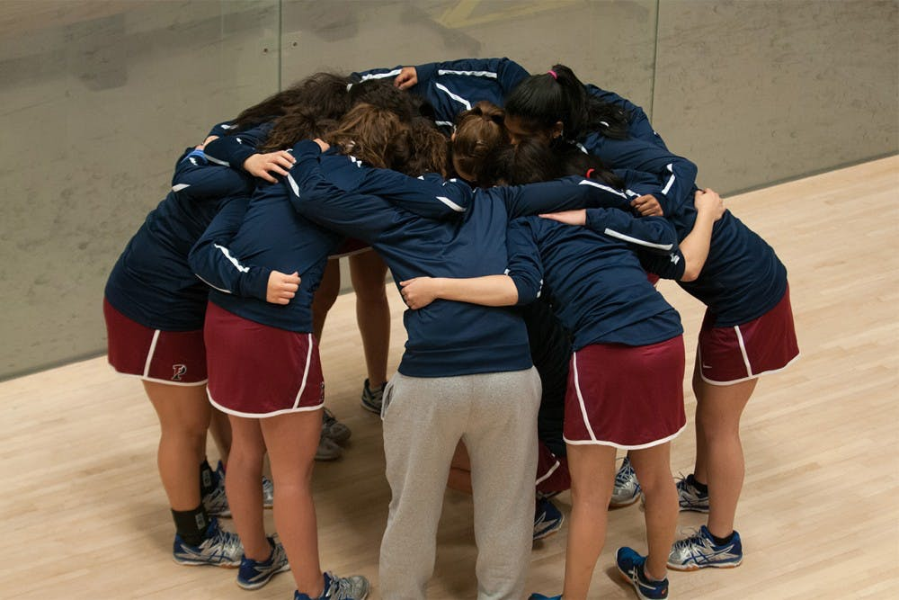 In the Howe Cup finals, No. 2 Penn women's squash fell, 5-4, to defending-champion Harvard.