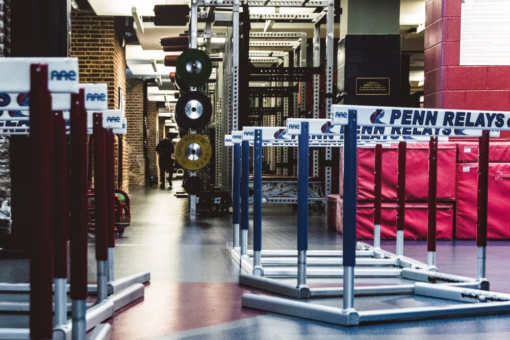 george-weiss-weight-room
