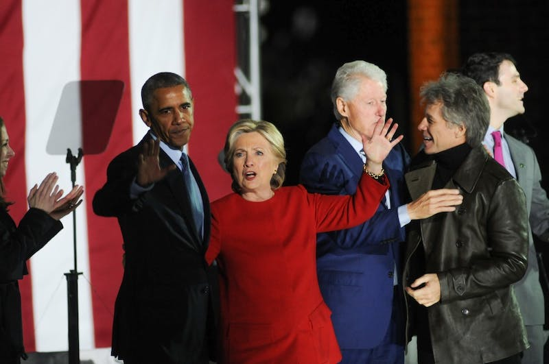 Photo Gallery | Clinton's Final Push