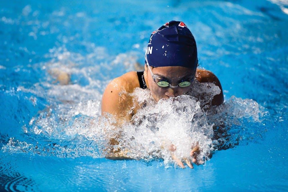 WSwimming_Hu
