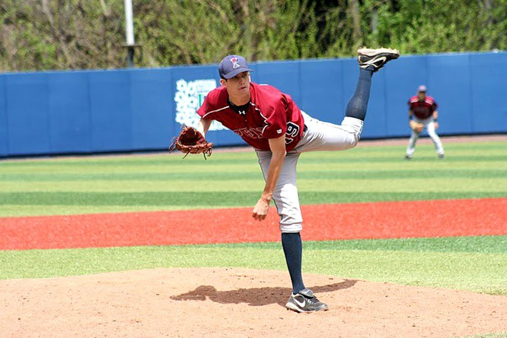 After two years in the Penn baseball program, junior Alex Ott left the team and took up writing for the Daily Pennsylvanian, citing numerous injury woes over the years. Over the course of his career playing for the Quakers, the lefty appeared in 25 games, finishing with a lifetime record of 1-0.