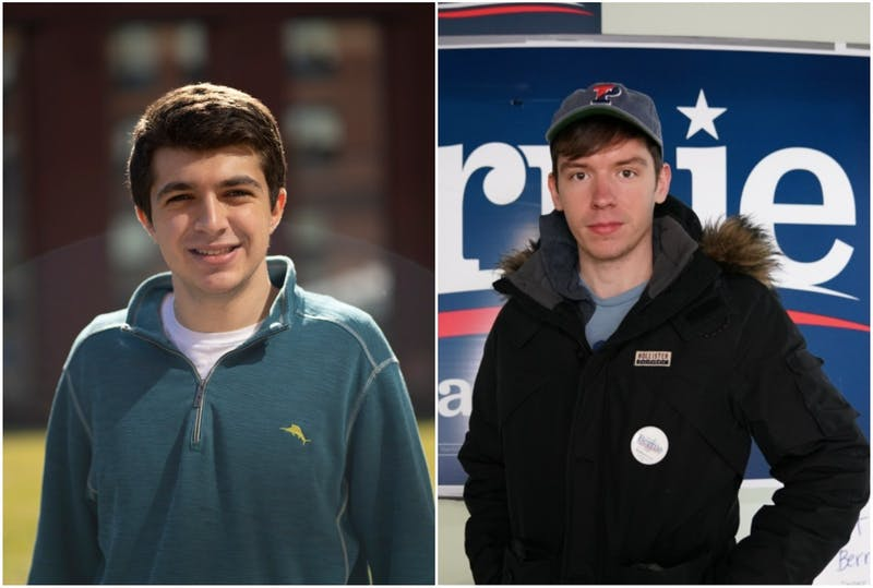 Two Penn students race for Biden, Sanders delegate slots at Democratic National Convention