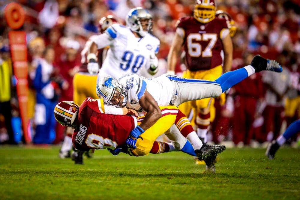 Brandon Copeland has made the 53-man cut with the Detroit Lions.