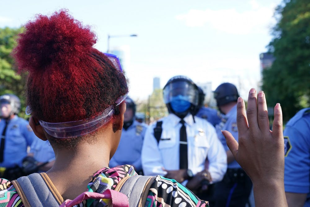 philadelphia-george-floyd-protests-hands-up-dont-shoot