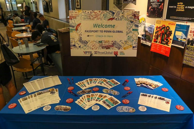 First-gen., low-income students receive subsidized passports at event promoting study abroad