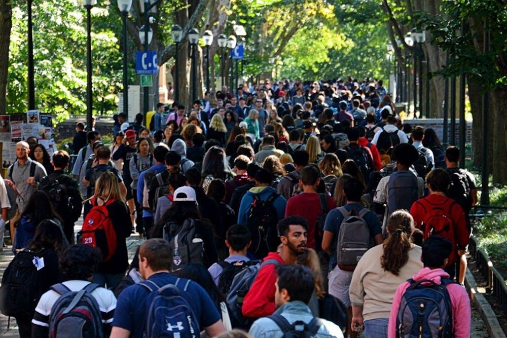 locust-walk-crowded