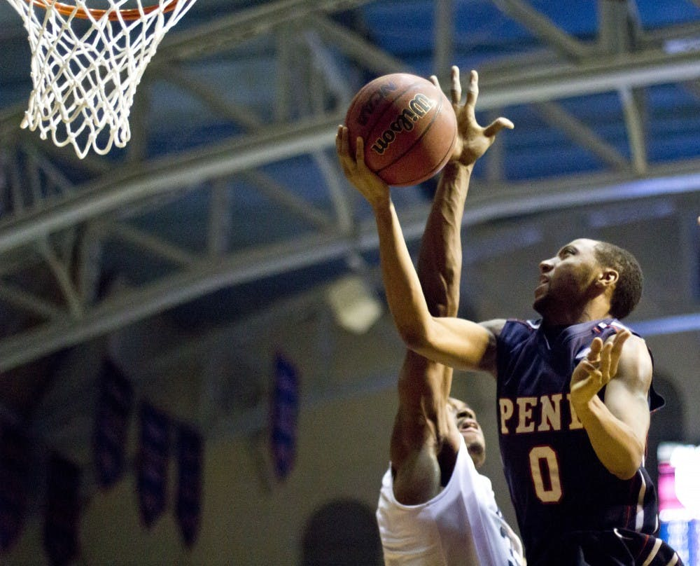 <p>Senior captain <strong>Miles Jackson-Cartwright</strong> took the Palestra court for the final time as a player on Saturday, coming up short against Yale despite scoring a team-high 20 points on the night.</p><hr />