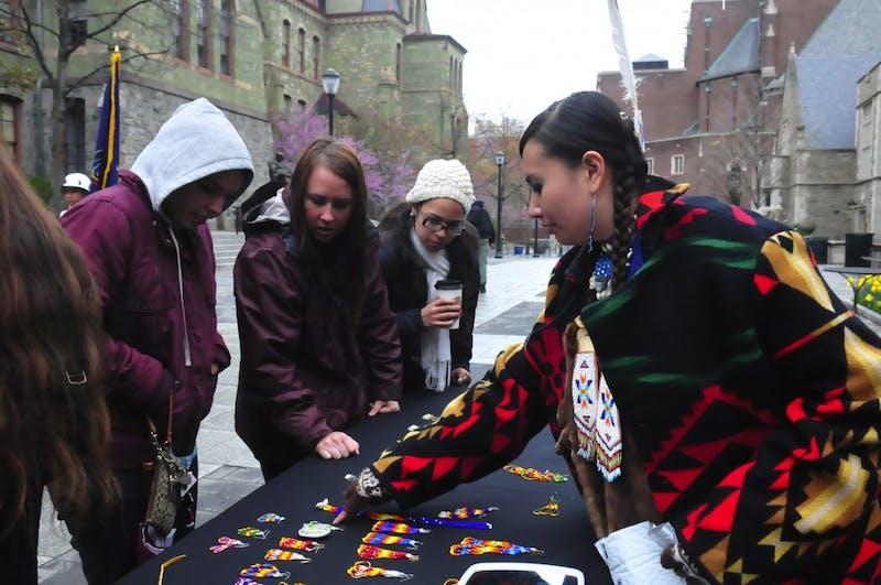 Natives at Penn 3rd Annual Powwow