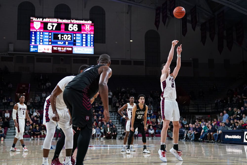 mbb-harvard-aj-brodeur-free-throw
