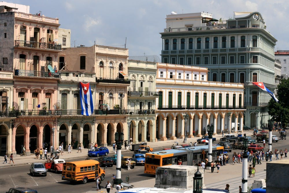 Penn-in-Havana gives students an unconventional learning experience in unique circumstances. | Courtesy of Krestavilis/Wikimedia Commons