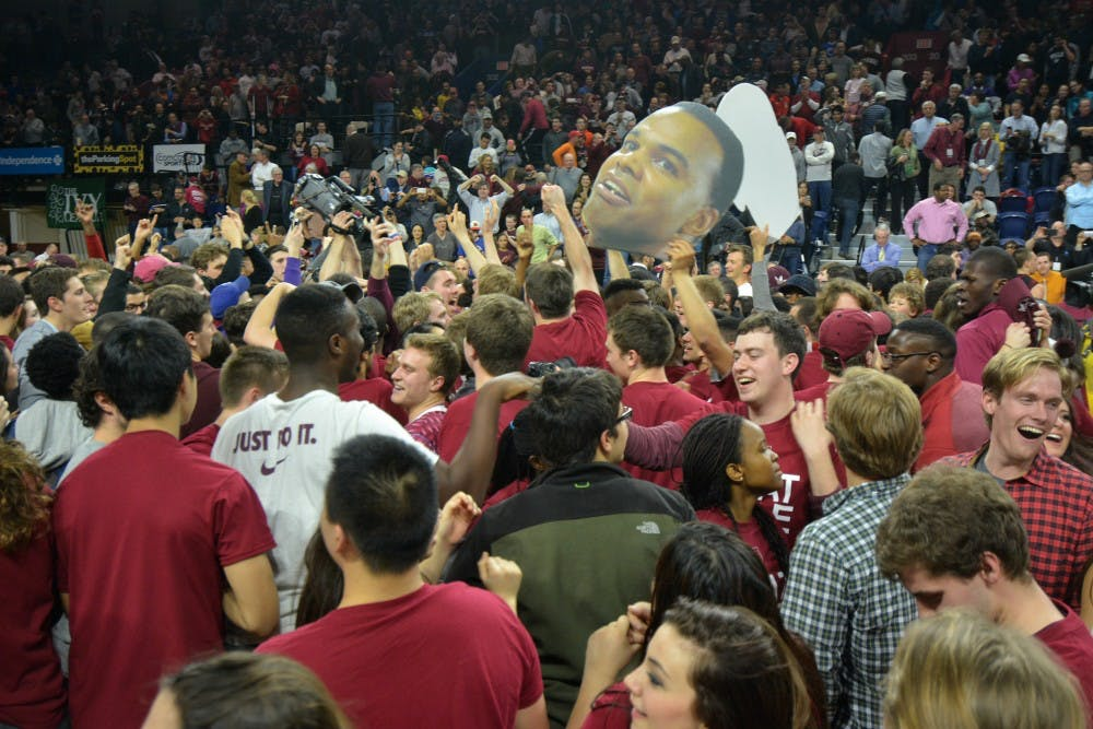 Harvard won a dramatic one-game playoff at the Palestra last spring to clinch the Ivy League's NCAA Tournament bid, reflecting the potential excitement that could surround a conference tournament.