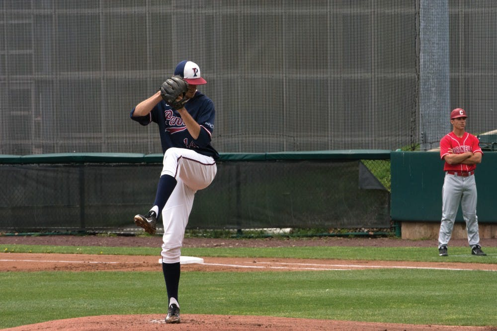In what may be his final appearance for the Red and Blue, senior pitcher Jake Cousins will look to help Penn avenge two losses to Yale earlier in the season.