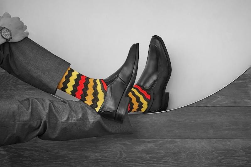 Evoke socks