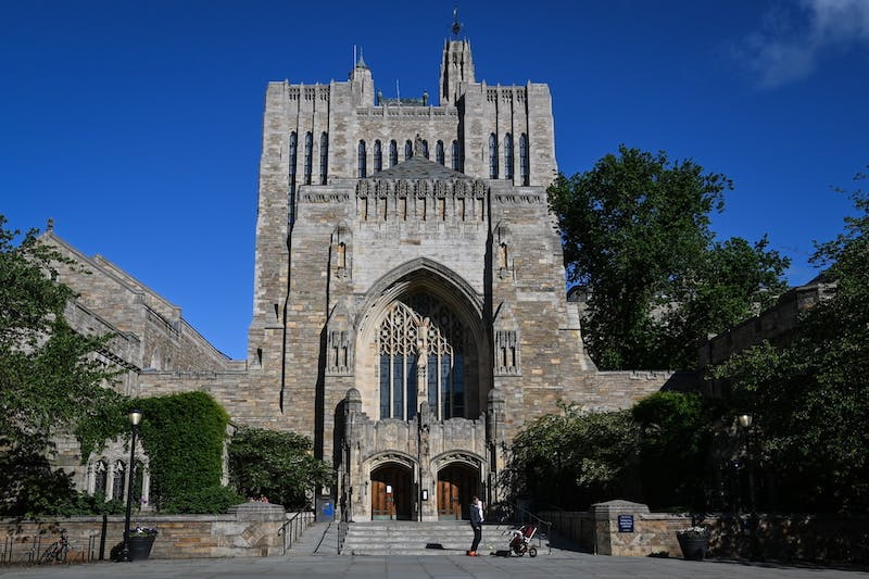www.thedp.com: Department of Justice sues Yale University over affirmative action polices
