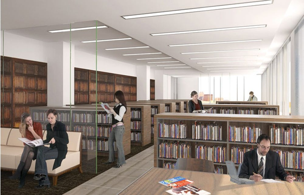 libraryrendering