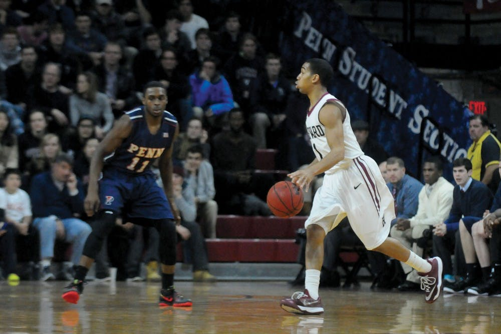 After Wesley Saunders graduated in 2015, the helm of Harvard hoops fell to Siyani Chambers, who tore his ACL prior to the 2015-16 season.