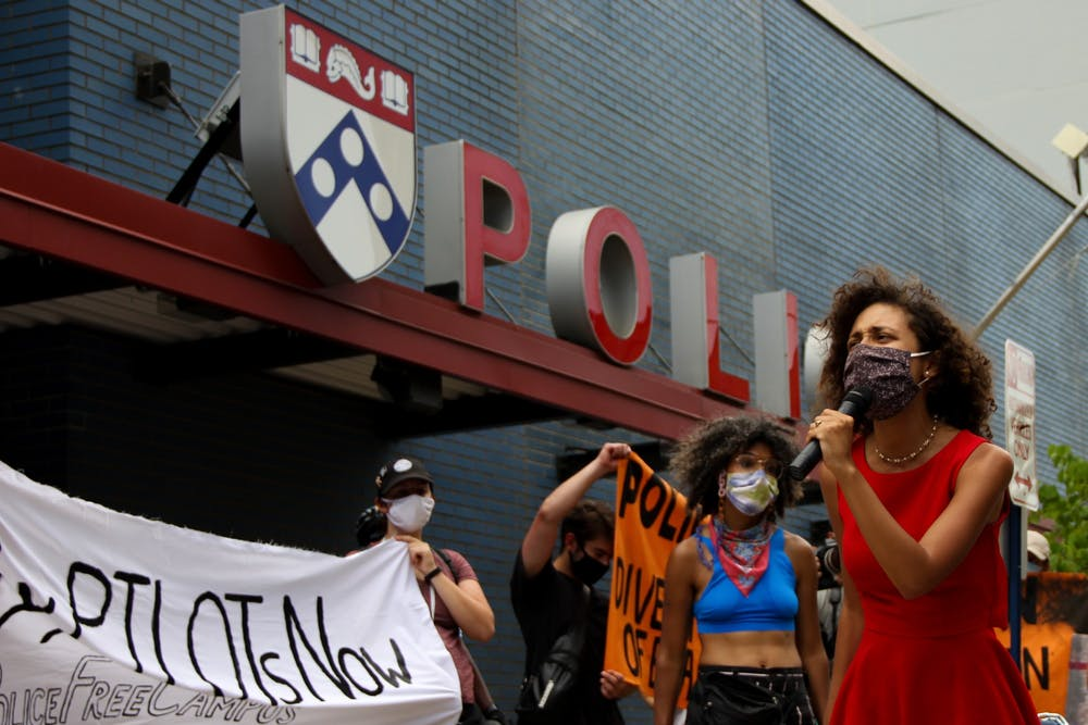 8-09-20-march-on-university-protest-zoe-sturges-police-free-penn