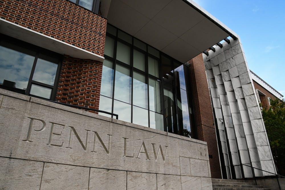 penn-law-sign