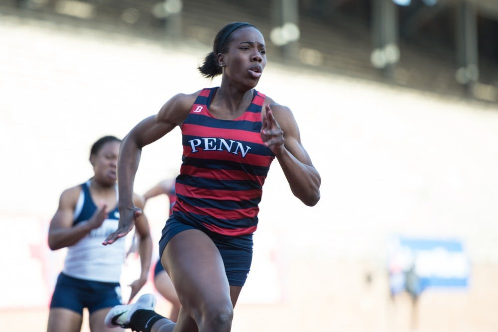 After dominating the field at the Penn Challenge with victories in the 100-meter and 200-meter, junior sprinter Taylor McCorkle could do some even bigger things against a strong group in Florida this weekend.